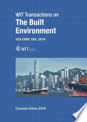 Coastal Cities and their Sustainable Future III