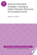 Revenue Generation Strategies Leveraging Higher Education Resources For Increased Income