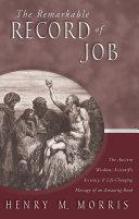 The Remarkable Record of Job Pdf/ePub eBook