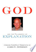 God and the Philosophy of Explanation
