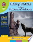 Harry Potter and the Prisoner of Azkaban  Novel Study  Book