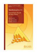 Mathematics++ Pdf/ePub eBook