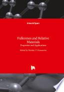 Fullerenes and Relative Materials Book