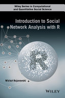 Introduction to Social Network Analysis with R