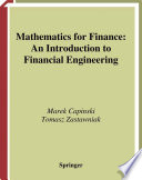 Mathematics For Finance Book PDF