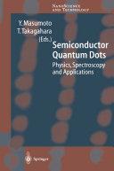 Semiconductor Quantum Dots Pdf/ePub eBook