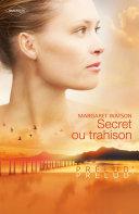 Secret ou trahison