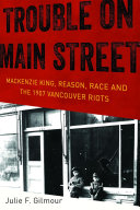 The History of Canada Series  Trouble on Main Street Book PDF