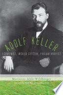 Adolf Keller Book