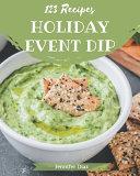 123 Holiday Event Dip Recipes