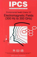 Electromagnetic Fields 300 Hz To 300 Ghz  Book PDF