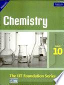 Iit Foundations - Chemistry Class 10