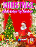 Christmas Adults Colour By Numbers