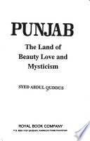 Punjab, the Land of Beauty, Love, and Mysticism