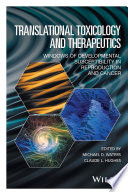 Translational Toxicology and Therapeutics Book