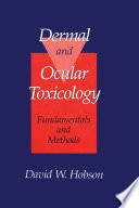 Dermal and Ocular Toxicology Book