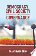 Democracy  Civil Society and Governance