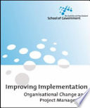Improving Implementation