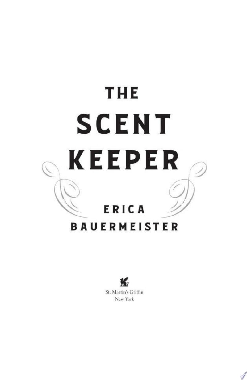 The Scent Keeper banner backdrop