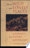 All The Wild And Lonely Places Book PDF