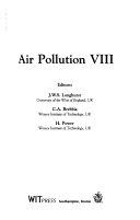 Air Pollution VIII