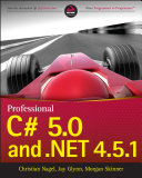 Professional C  5 0 and  NET 4 5 1