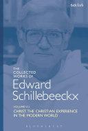 The Collected Works of Edward Schillebeeckx Volume 7 Book