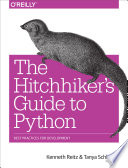 The Hitchhiker's Guide to Python  : Best Practices for Development