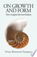 """""""On Growth and Form"""" by D'Arcy Wentworth Thompson"""