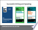 Successful Writing and Speaking  The Communication Collection  9 Books