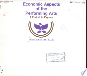 Economic+Aspects+of+the+Performing+Arts