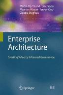 Enterprise Architecture Pdf/ePub eBook