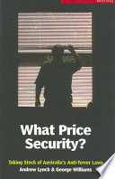 What Price Security