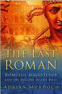 Pdf The Last Roman