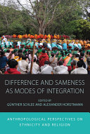 Difference and Sameness as Modes of Integration Pdf/ePub eBook