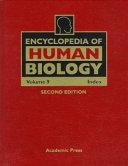 Encyclopedia of Human Biology Book