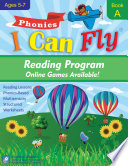 I Can Fly Reading Program   Book A  Online Games Available  Orton Gillingham Based Reading Lessons for Young Students Who Struggle with Reading and May Have Dyslexia
