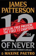 12th of Never    Free Preview    The First 17 Chapters