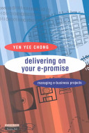 Delivering on Your E-promise