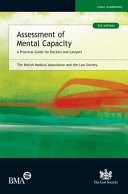 Assessment of Mental Capacity