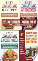 Easy Low Carb Living Cookbook Box Set Book PDF