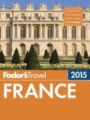 Fodor's France 2015