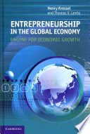 Entrepreneurship in the Global Economy