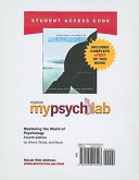 Mastering the World of Psychology Book