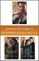 Pdf Harlequin Historical September 2020 - Box Set 2 of 2 Telecharger