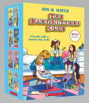 The Baby Sitters Club Netflix Editions 1 8 Boxed Set