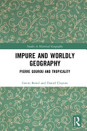 Pdf Impure and Worldly Geography Telecharger