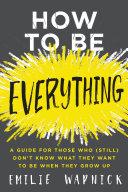 How to Be Everything Pdf/ePub eBook