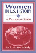 Women in U S  History Book PDF