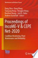 Proceedings of IncoME V   CEPE Net 2020